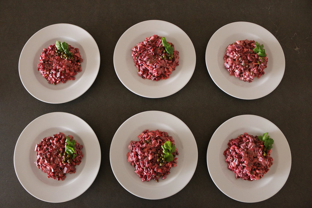 Beetroot-tartare-vegan-recipe-gourmandesante