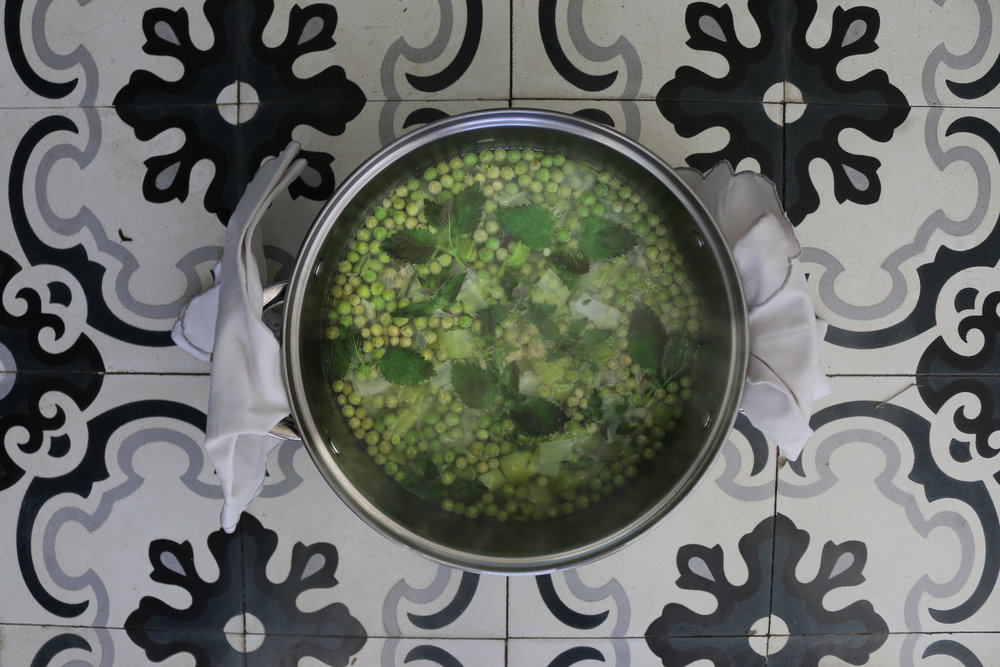 Mint-pea-soup-gourmandesante