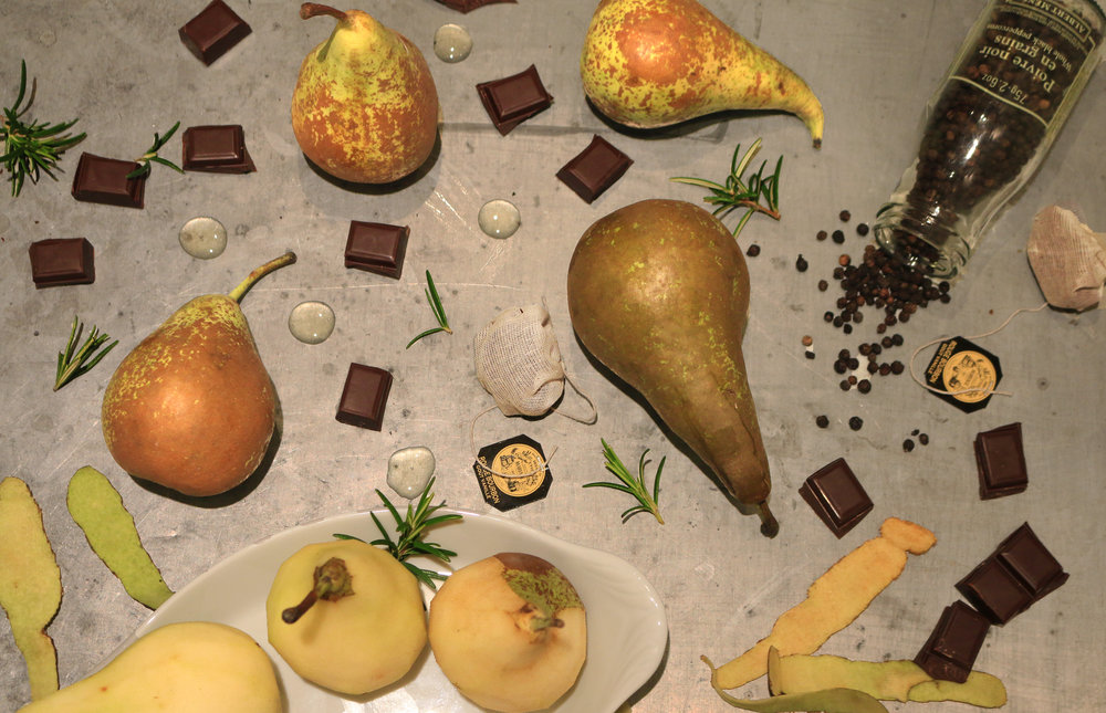 Spice-poached-pears-gourmandesante