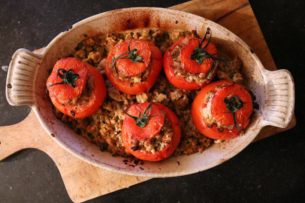 Tomates-Farcies-GourmandeSante