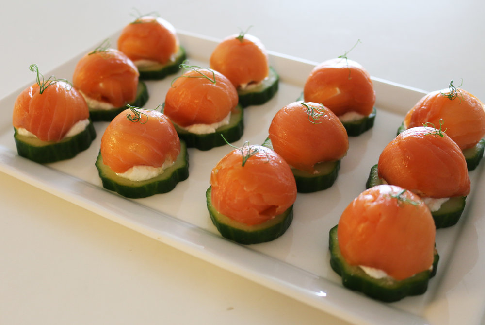 Salmon Ricotta Half Moons-CulinaryWitch