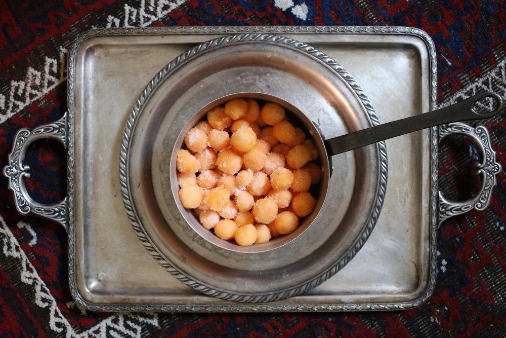 Melon-sorbet-culinarywitch