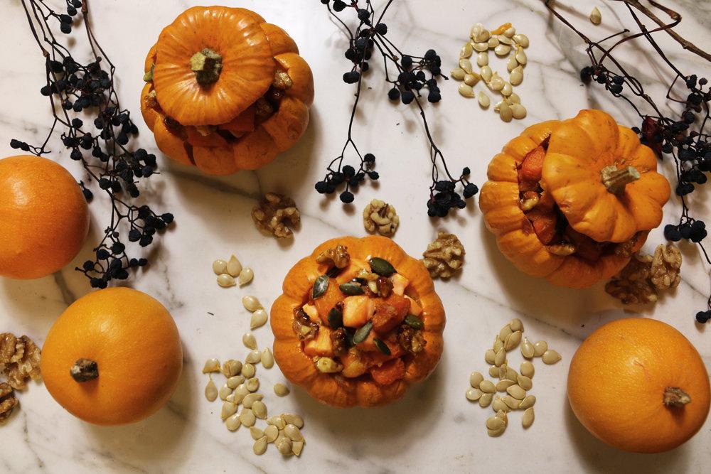 salmon-Stuffed-mini-pumpkins-culinarywitch