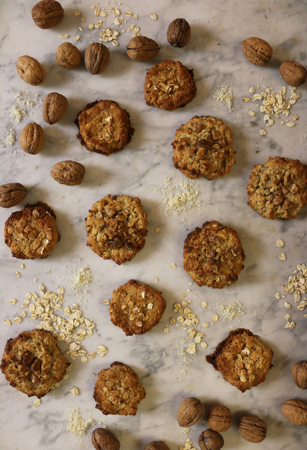 Oatmeal applesauce cookies-culinarywitch