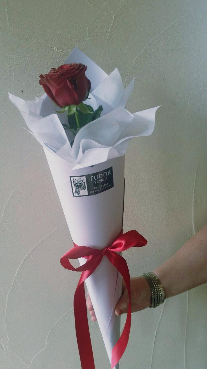 Rose cone - $25