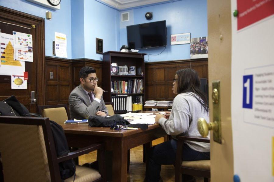 How one Queens high school became a safe haven for children fleeing Central America -