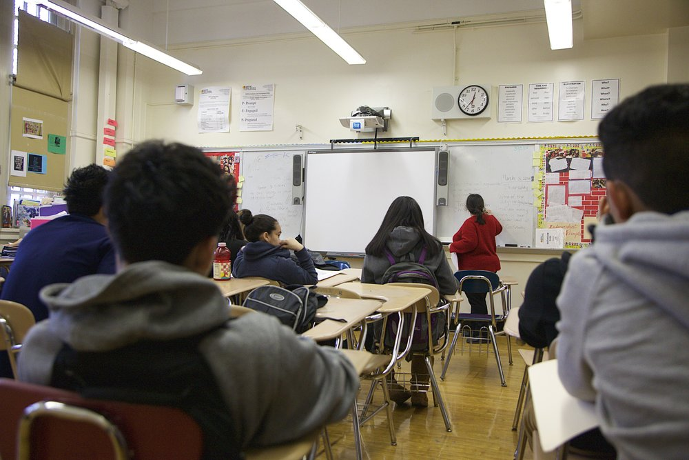 Undocumented teens struggle to balance high school with working the night shift -