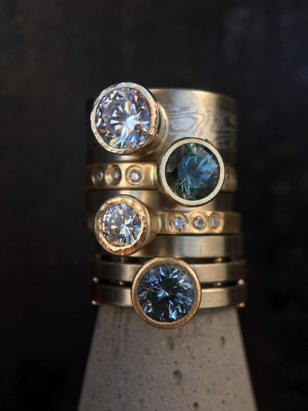 Industrial Stack Rings
