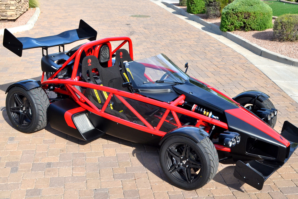 2016 Ariel Atom 3S Turbo