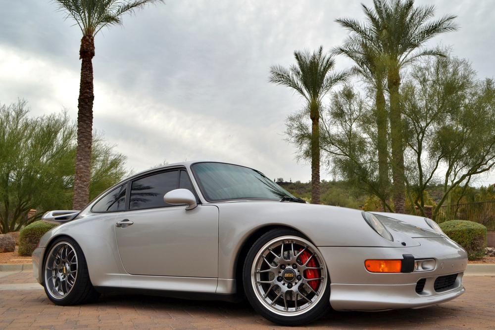 1997 Porsche 993 C4S