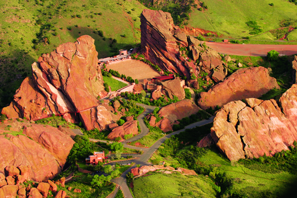 Red Rocks Park & Ampitheatre