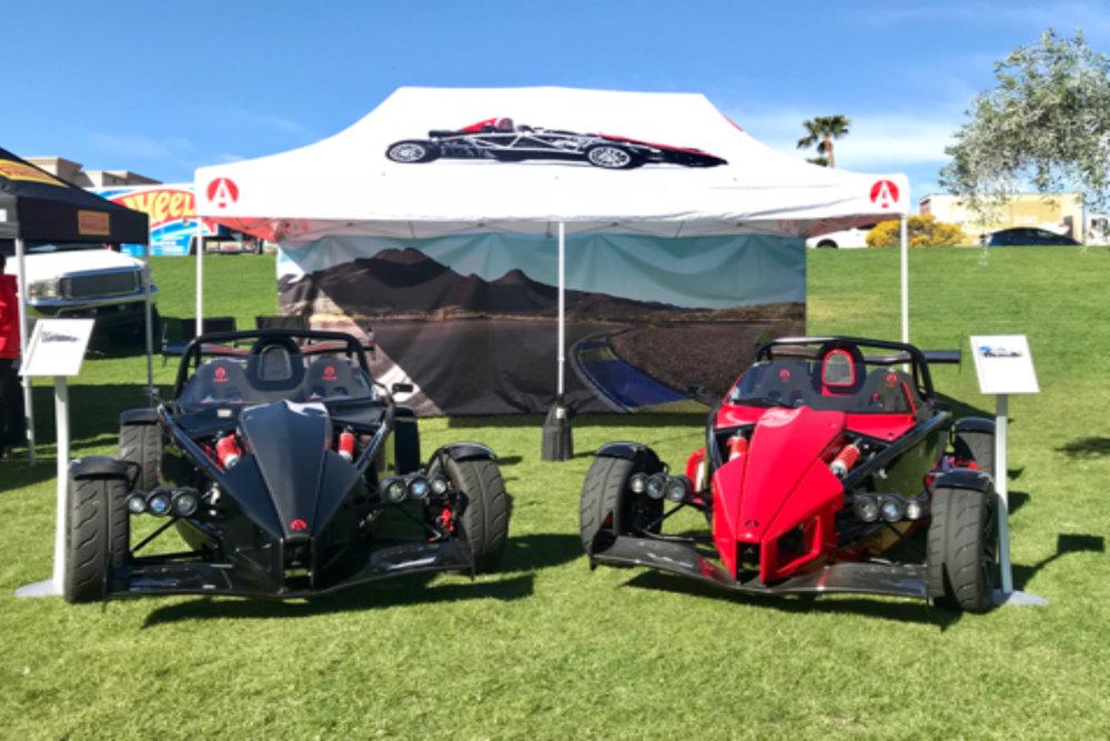 Events Forman Motorworks - Fountain hills car show 2018