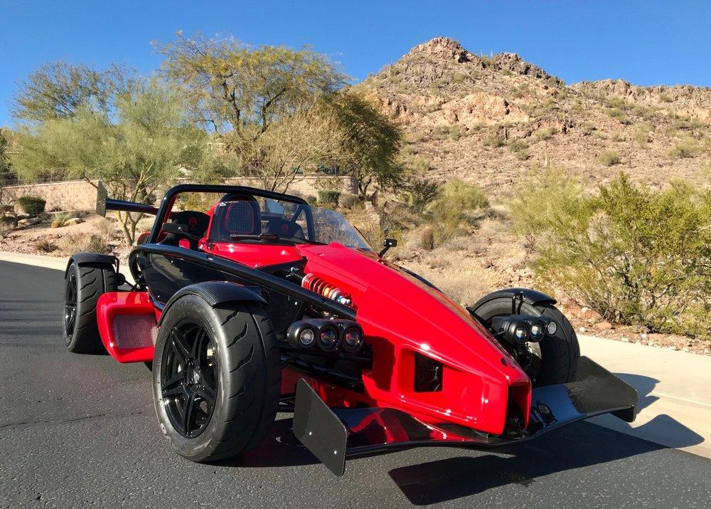 2018 Ariel Atom 3S Turbo