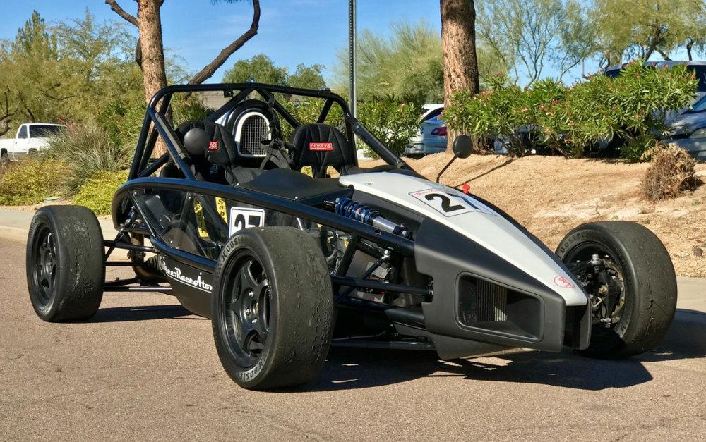 2013 Ariel Spec:Race Atom