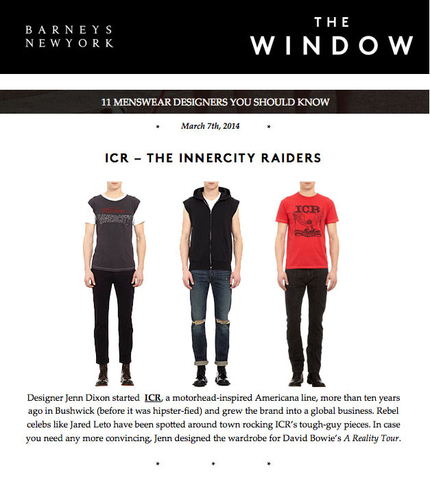 I.C.R. BARNEYS NEW YORK. THE WINDOW.jpg