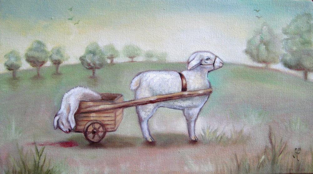 """Rumination of the cull ewe"""