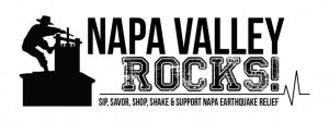 Napa Valley Rocks, So Come Enjoy It
