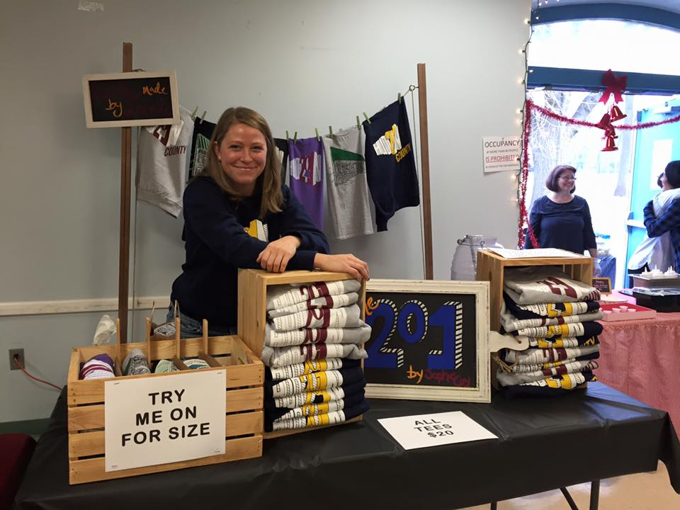 In December 2015, WSCA sponsored the  JC West Side Holiday Craft Fair   at the Gallo Center in Lincoln Park. Spanning two days, vendors selling gifts from handspun yarn and homemade dog treats, to locally sourced honey and beautiful handmade jewelry to local residents.