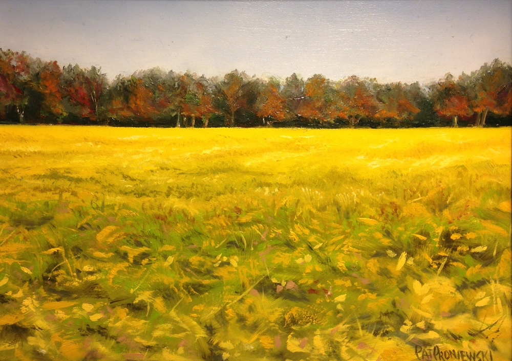 Autumn Soybeans