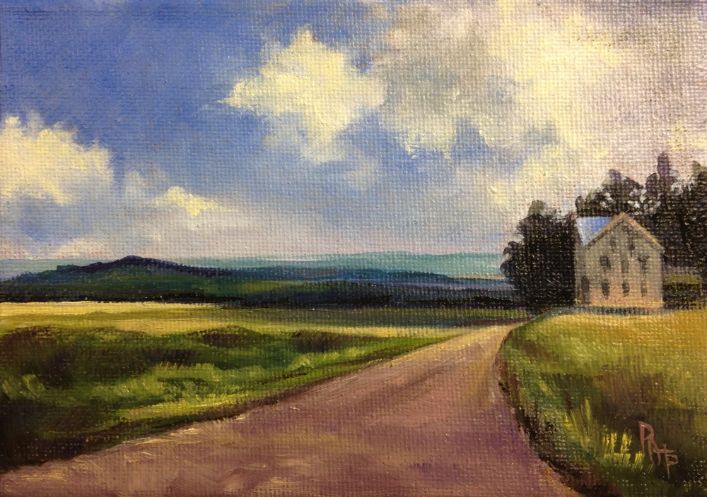 """Rural Pennsylvania"""