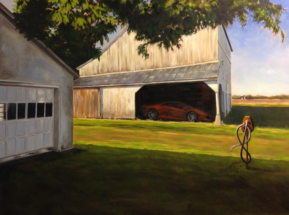 Patterson Farm Georgic