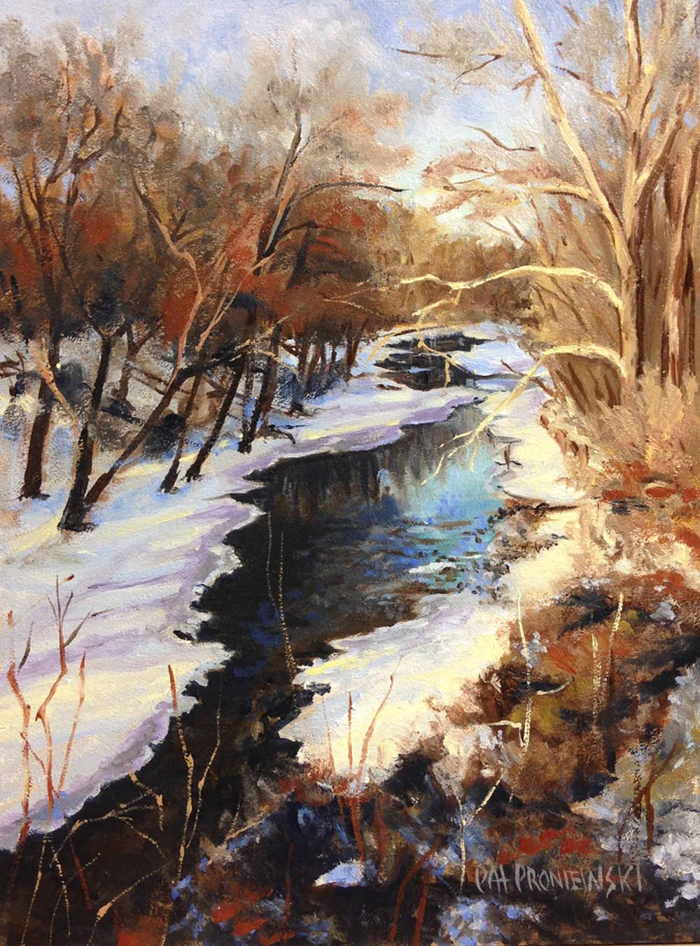 proniewskipat,moore'screek,oil,6x8,$275.jpg