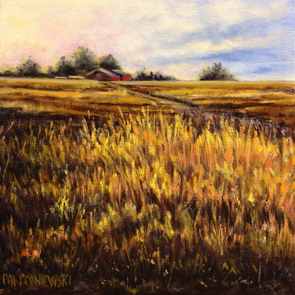 """Bucks Landscape"""