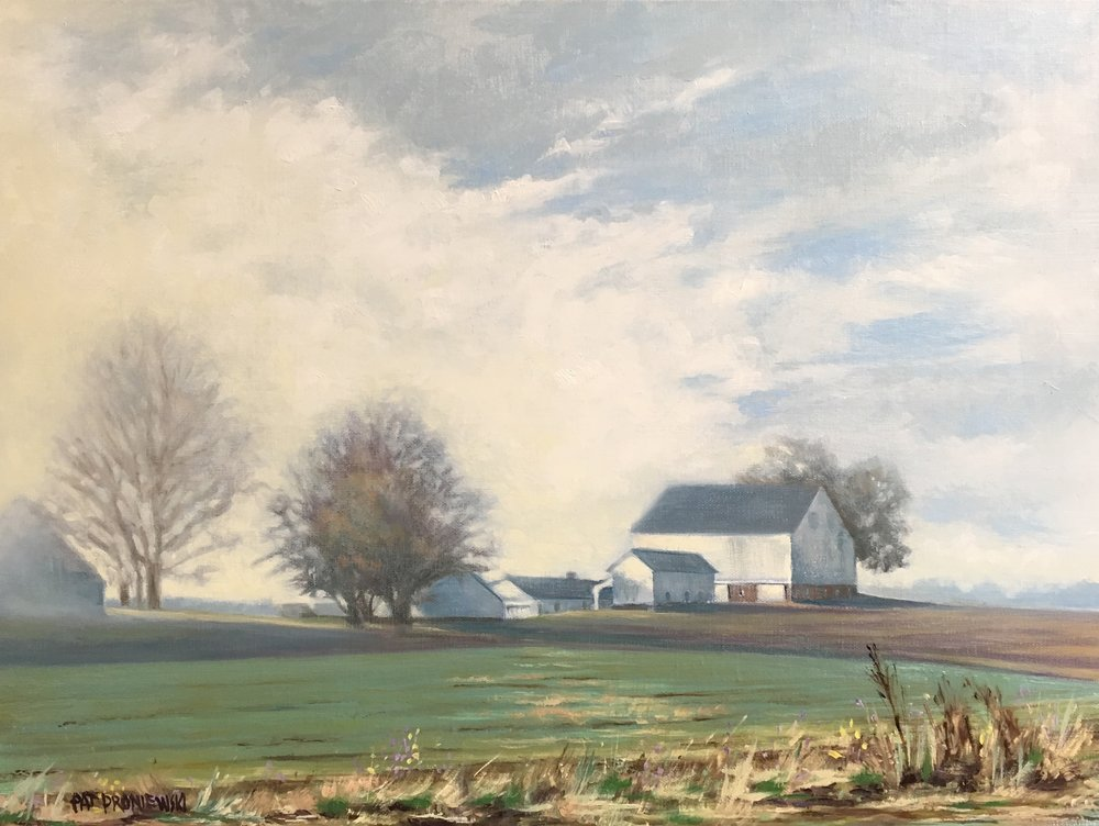 Morning: Patterson Farm Georgic