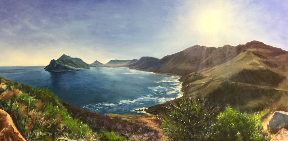 """Hout Bay, South Africa"""
