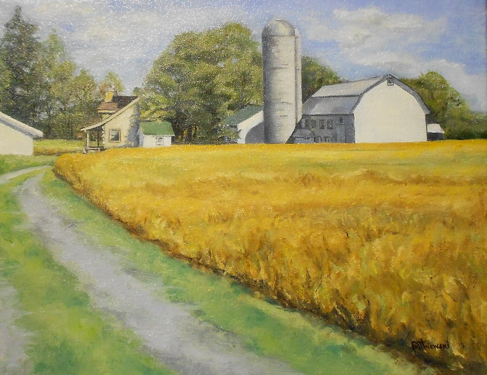 """Croshaw Farm"""