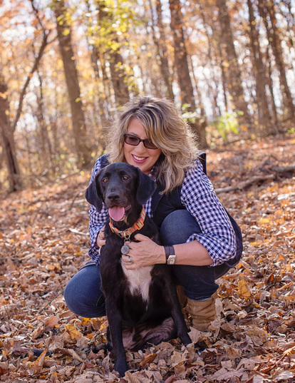 Katherine Marin, CATCH Animal Therapy, in Indiana