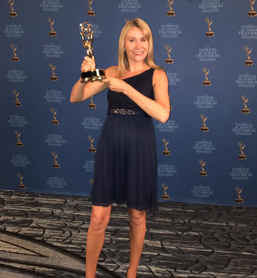 2017 Emmy Award Winner, #14!