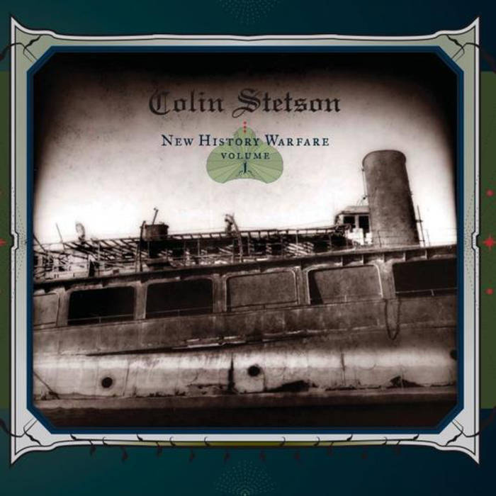Colin Stetson | New History Warfare Vol.1
