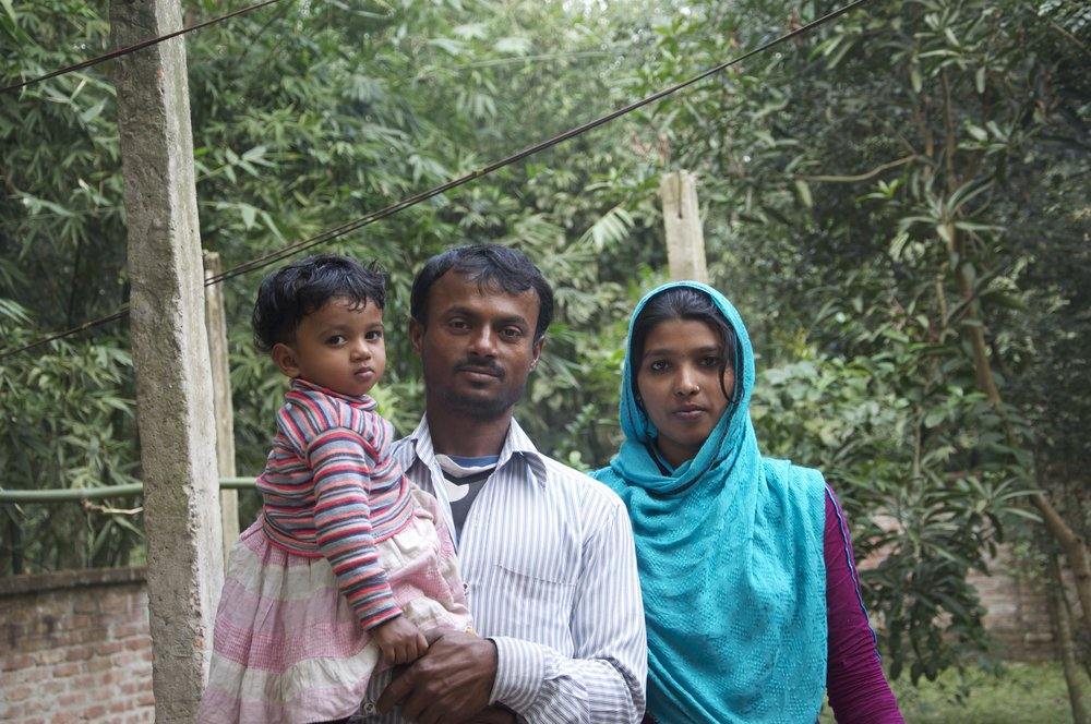 The people we serve in Bangladesh