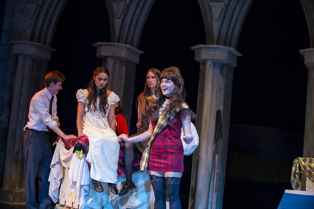 Mavis in The Ballad of Bonnie Prince Chucky by Wendy MacLeod