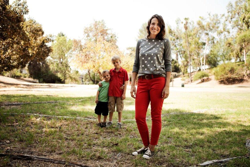 Amanda, Xander & Elijah | Los Angeles