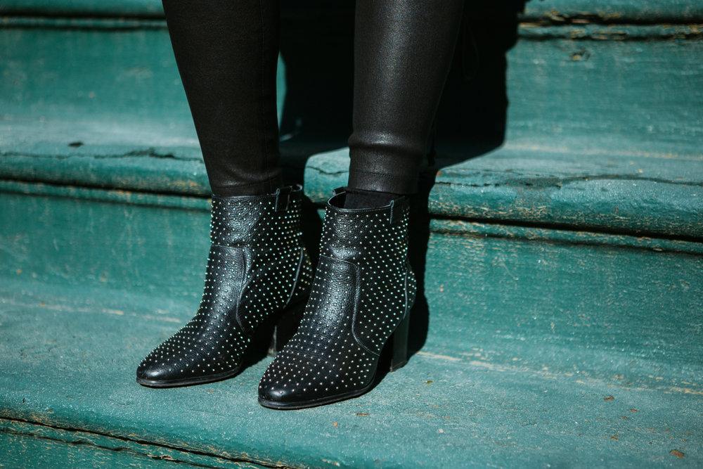 Studded Boots Rebecca Minkoff