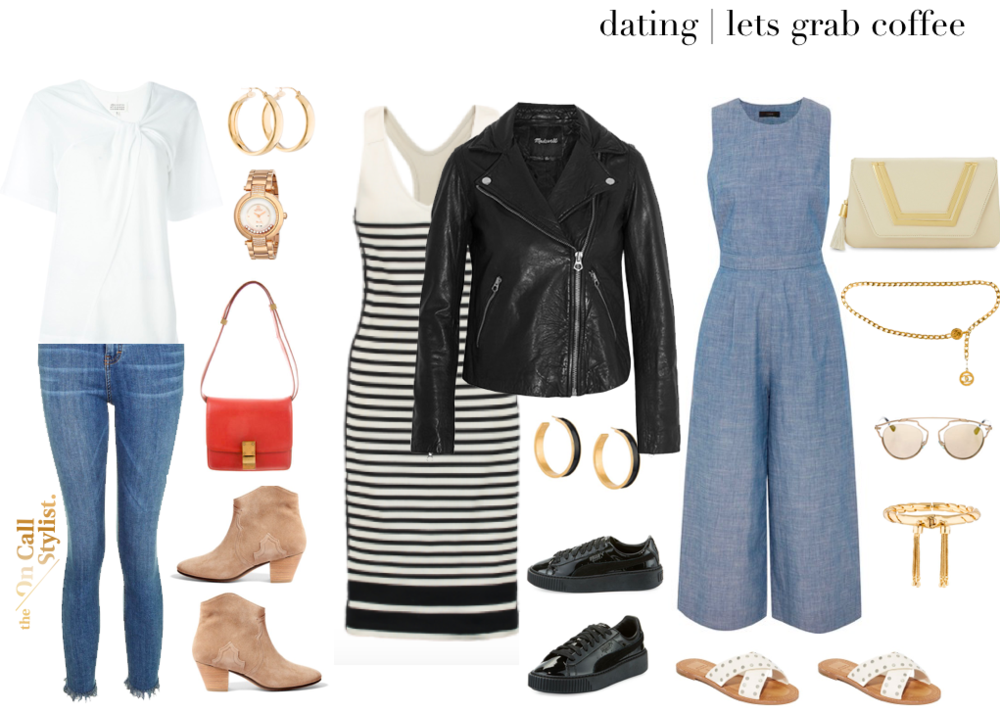 What to wear on a date | what to wear to a coffee date
