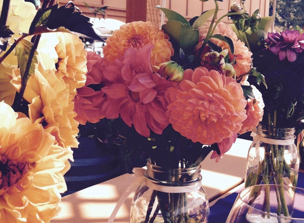 flowers - abide
