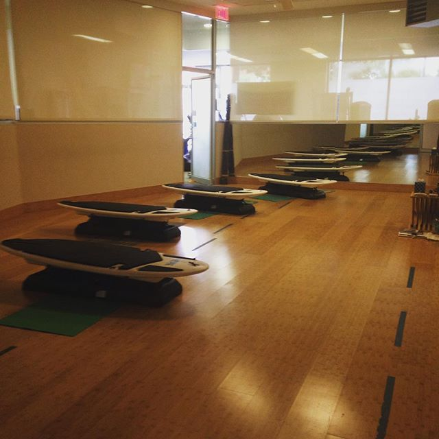 Ready for tomorrow's Surf Blend Class @6am!! Surf Balance @ 12:15, and Surf Blend @4:45pm. Space is limited , so please contact me to reserve your board!! FB inbox or email marybethlessing@gmail.com