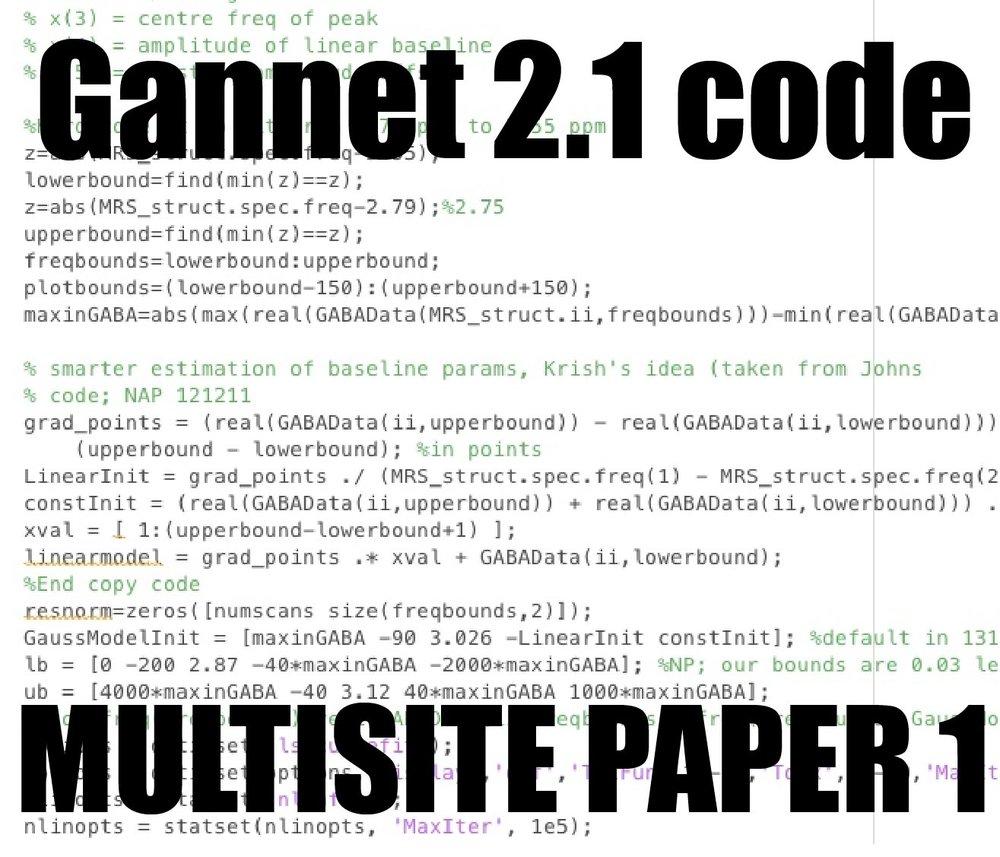 MultiSite code