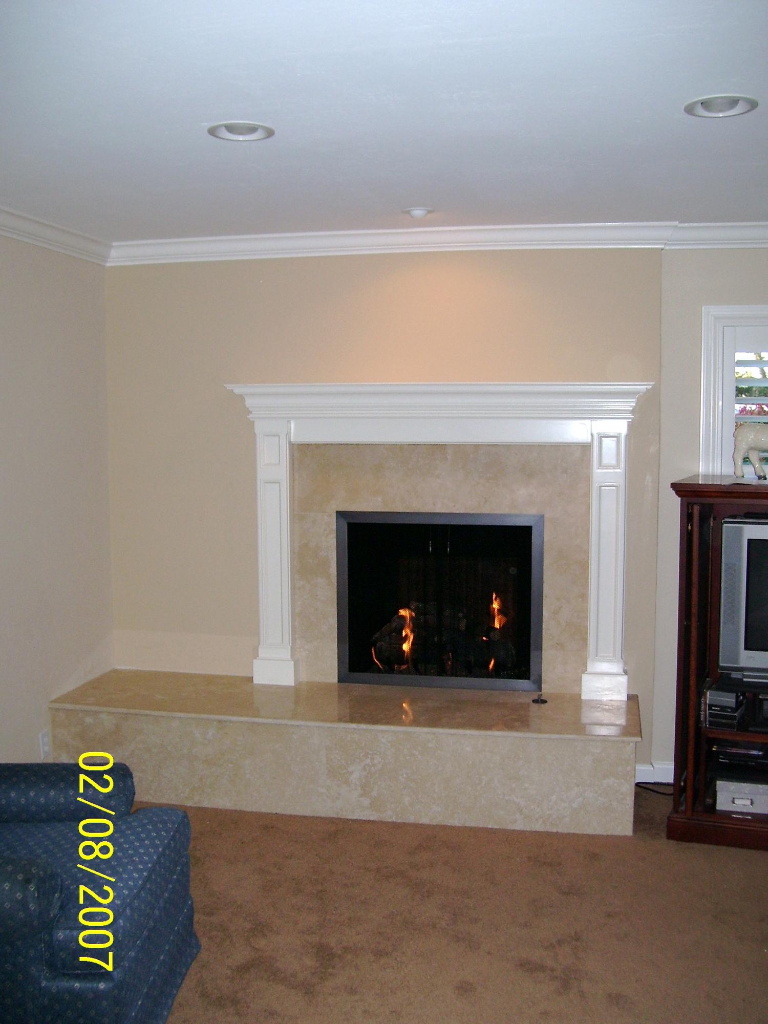 wood mantels u2014 wilshire u0026 okell u0027s fireplace