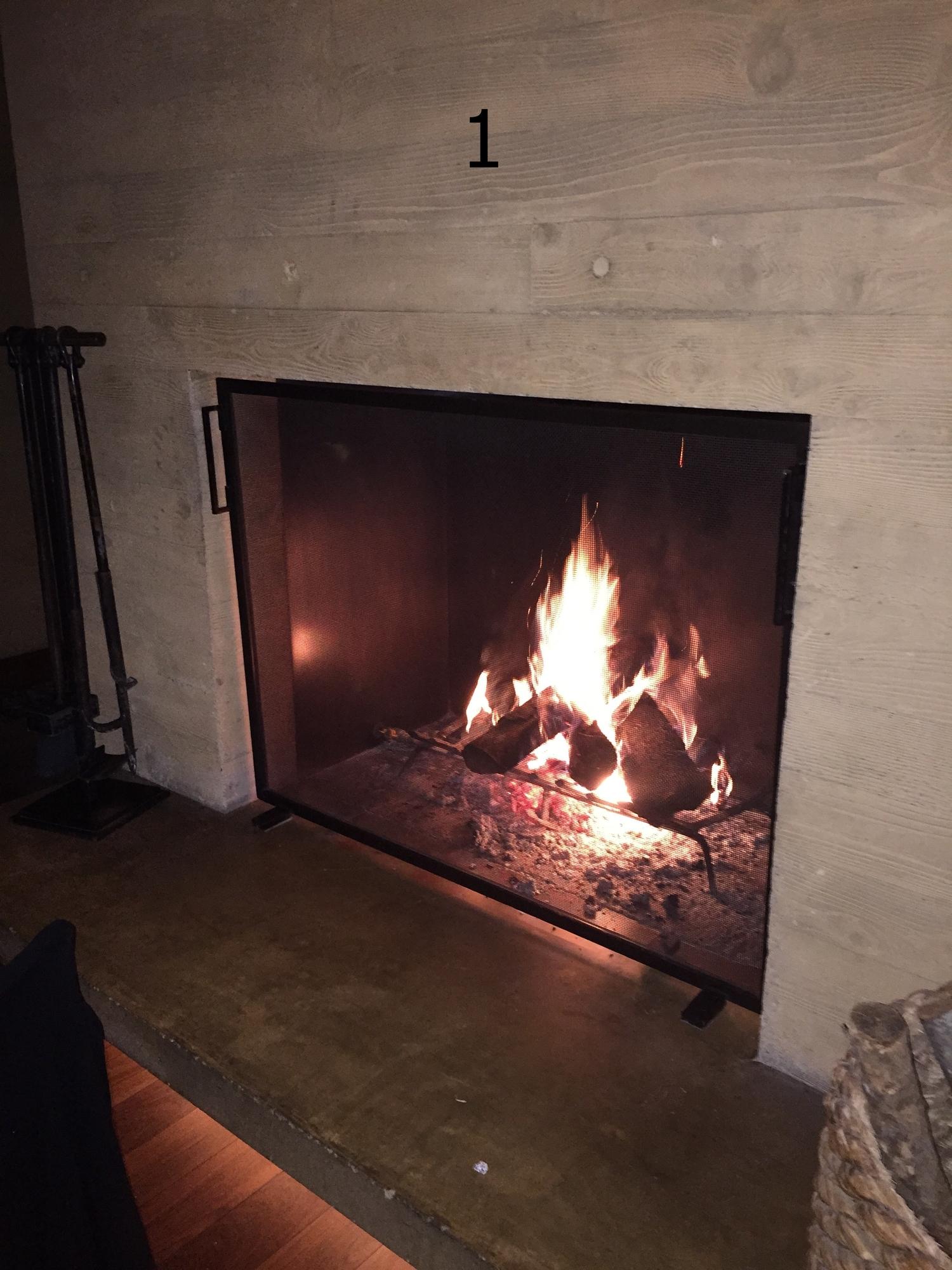 freestanding screens u2014 wilshire u0026 okell u0027s fireplace