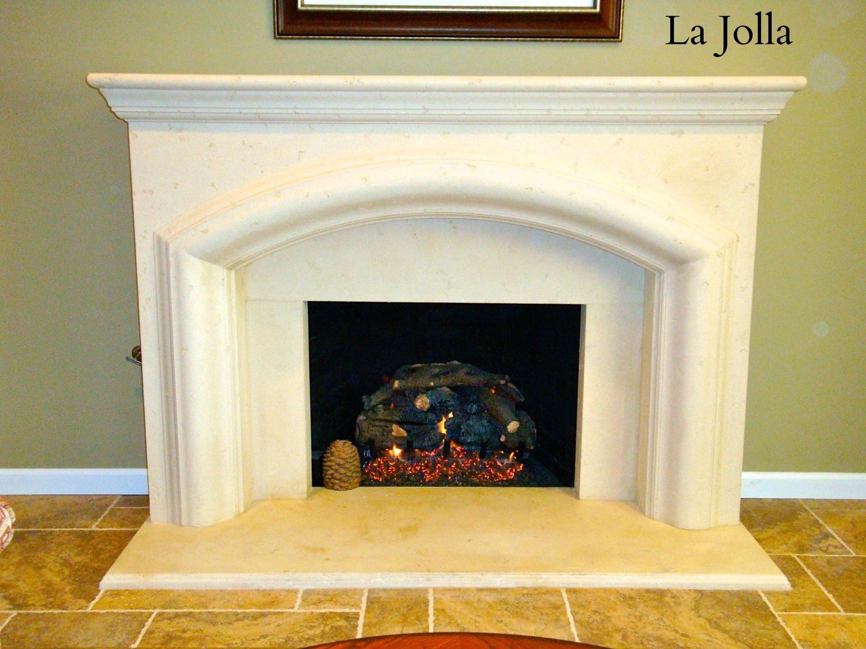 cast stone u2014 wilshire u0026 okell u0027s fireplace