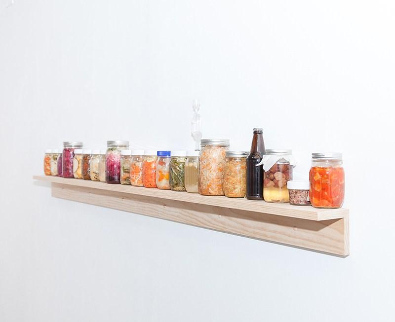 Collaborative Fermentation Shelf
