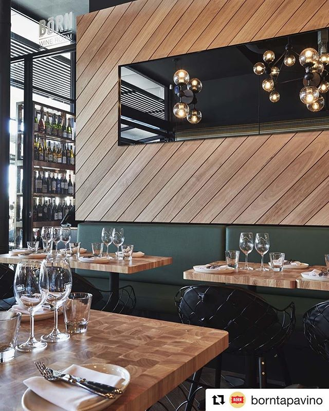 @borntapavino looking great down at #barangaroo - great people, great food and great wine! #Repost @borntapavino ・・・ It starts with Good Design. ______________ EAT SPANISH - Sydney  by Joe Snell @joesnelldesign  _________________ #design #tapas #goodfood