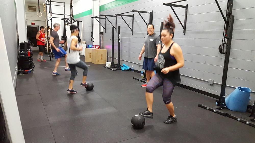 Sweat Class