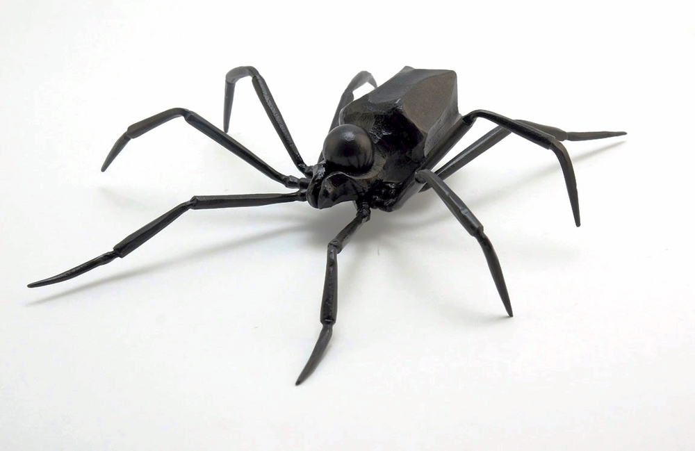 Black Widow, steel, 2012