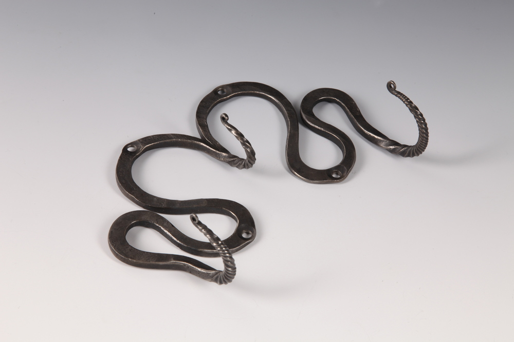 wall hook, steel, 2008