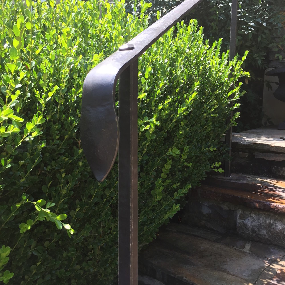 Exterior Rail, 304 Stainless Steel, 2017
